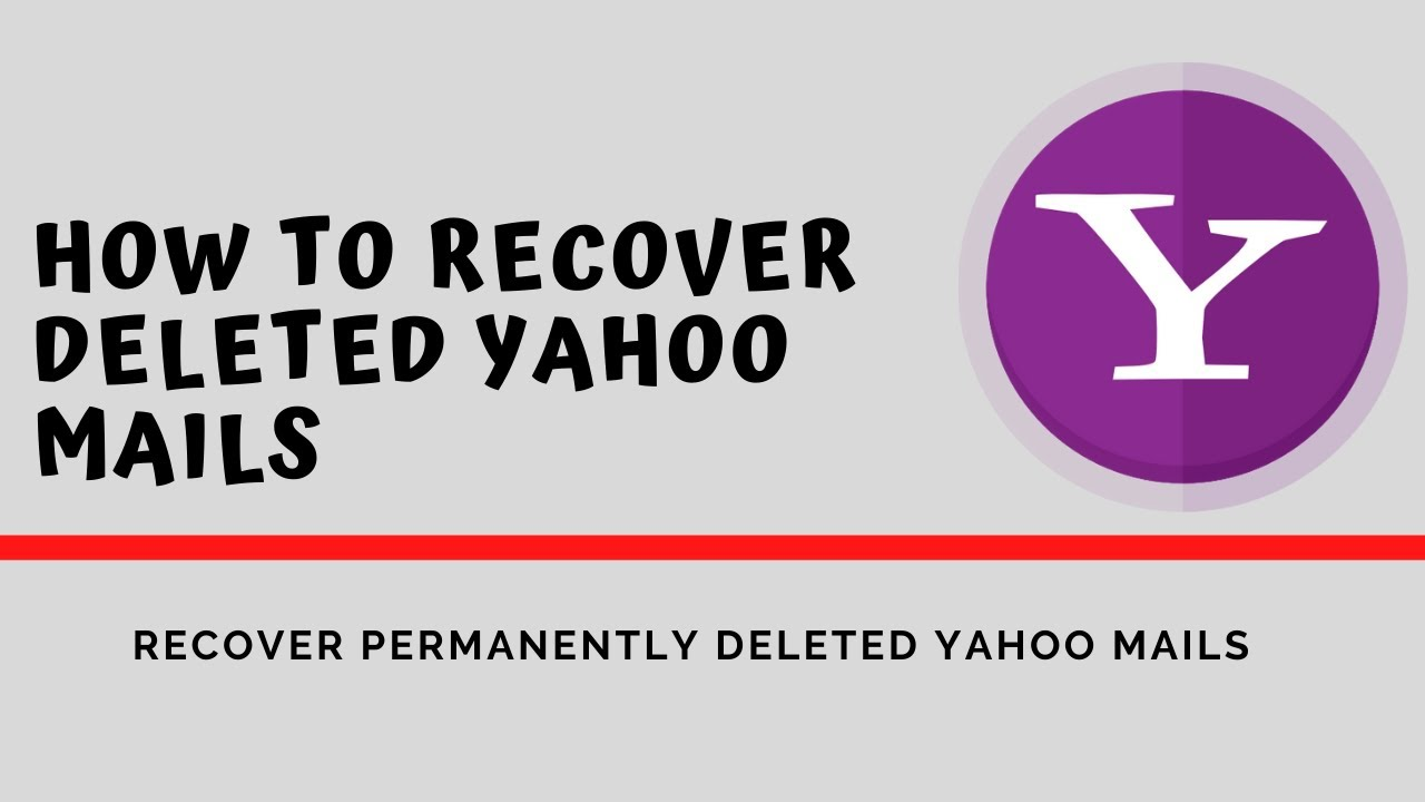 maxresdefault - How To Get Back Emails That Were Deleted Yahoo