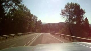 1965 GMC morning drive