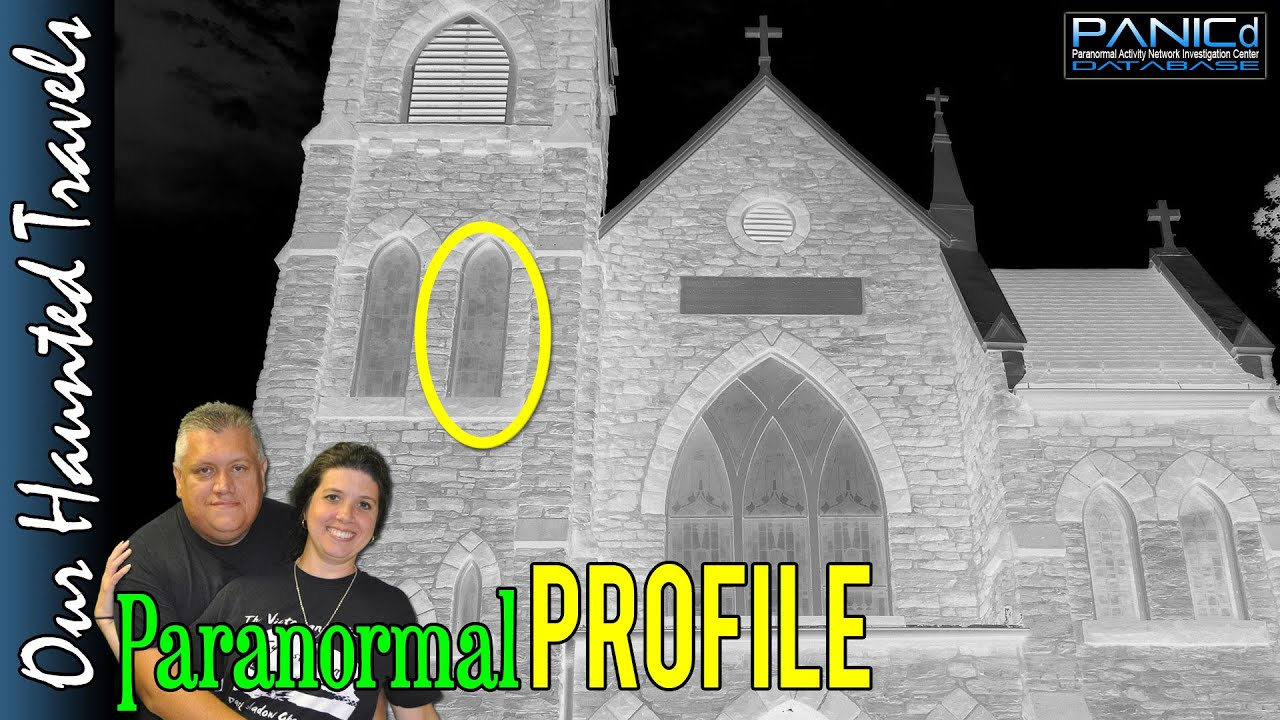 Visiting St. Peter's Roman Catholic Church (Harpers Ferry) | Our Haunted Travels by: PANICdVideos - Our Haunted Travels
