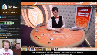 LIVE CASINO GAMES - Monday casino, let's go 😎