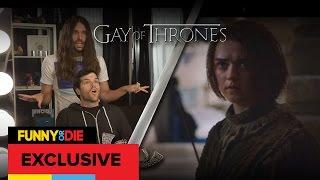 Gay Of Thrones S5 EP 2 Recap: White House Black Market