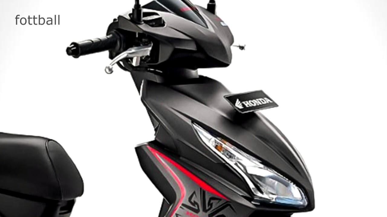 Honda vario 110cc 2018 warna baru striping grafis