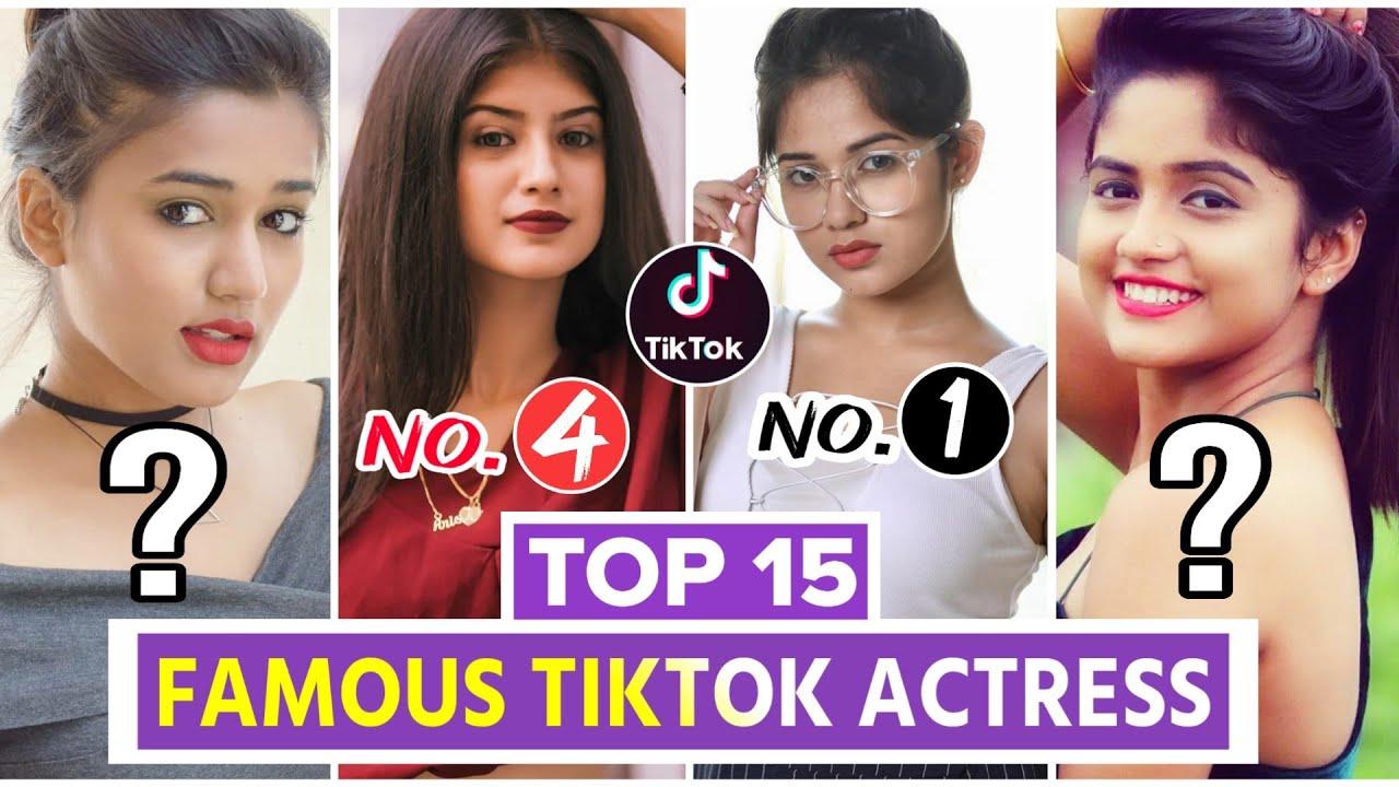 Top 15 Famous Tik Tok Girls 2019 | Popular TikTok Stars in India | Jannat Arishfa