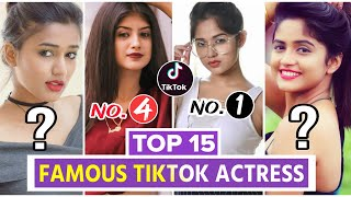 Top 15 Famous Tik Tok Girls 2019 | Popular TikTok Stars in India | Jannat Arishfa