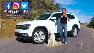 2018 VW Atlas SUV FIRST DRIVE REVIEW (2 of 2)
