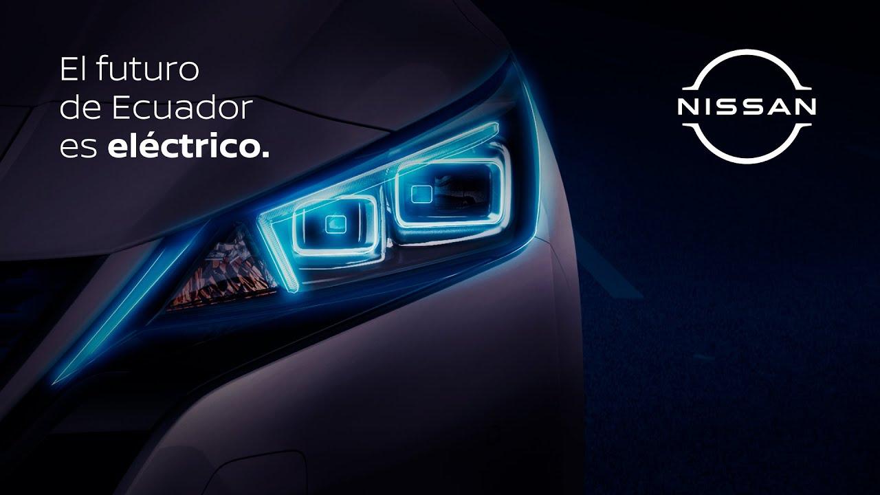 Nissan Leaf llega a Ecuador