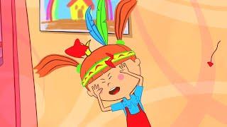 Жила-была Царевна - Про уборку - Веселые развивающие мультики для детей thumbnail