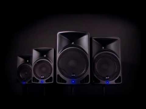 All New Alto Professional TX Series Loudspeakers