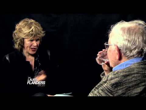 The Laura Flanders Show - Noam Chomsky: Syria, China, Ferguson and Capitalism