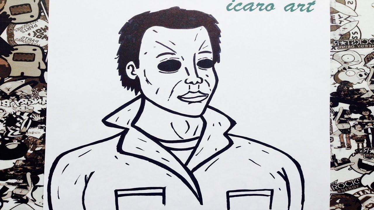 how to draw slender man full body