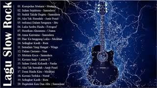 Gambar cover Lagu Slow Rock & Rock Kapak Malaysia Terbaik || Lagu Lama Malaysia Terpopuler