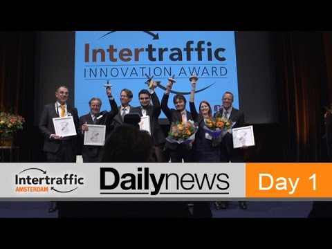 Intertraffic Amsterdam Daily News Day 1 2016