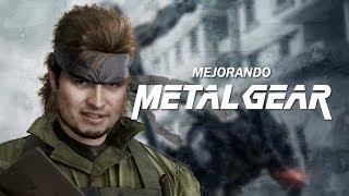 Repeat youtube video La historia de Metal Gear Solid