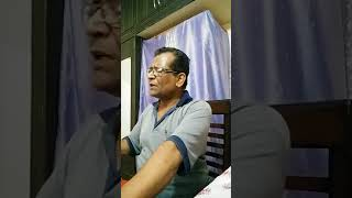 """ Bondhu janina tumi kemon acho "" by Malay Bhattacharya"