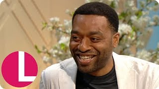 Chiwetel Ejiofor on Becoming The Lion King39s Scar  Lorraine