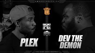 PLEX VS DEV THE DEMON   URLTV