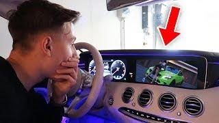 Mein neues AUTO kann YouTube Videos abspielen !