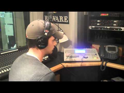 Dustin Lockwood On The NYU Hockey Radio Show