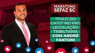 """[MARATONA SEFAZ SC]  """"Pulo do Gato no PAT"""" com André Fantoni"""
