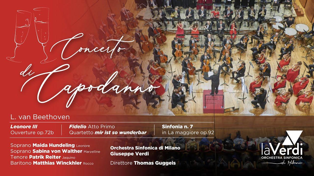 #DonaEmozioni   Concerto di Capodanno 2021