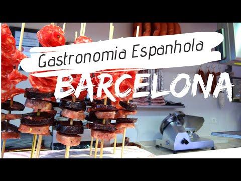 Gastronomia Espanhola: Barcelona