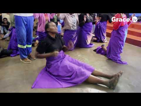 Mass Prayer for viewers with Prophet EV Maposa