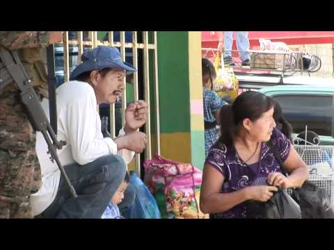 On the trail of Guatemala's drug gangs