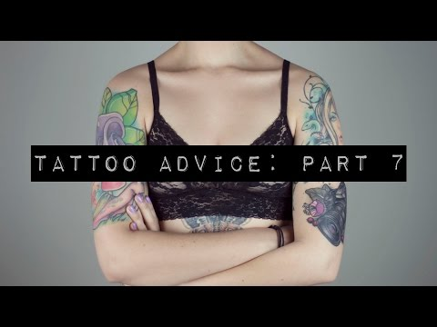 Tattoo Advice Part 7: Position & Placement