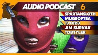 The Shifty Key Podcast 6 - Pussy Riot & Jupiter