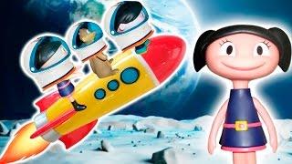 O Show da Luna - Viagem à Lua - Episódio Completo Pt