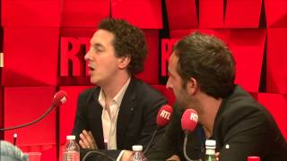 Guillaume Gallienne: Les rumeurs du net du 20/06/2014 dans A La Bonne Heure - RTL - RTL