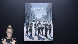 Unboxing Infinite 인피니트 2nd Korean Single Album Destiny