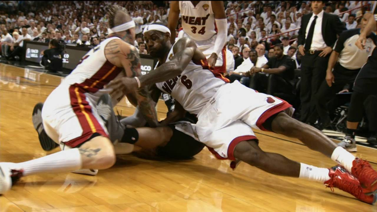 Nba Finals All Time Game 7 Look Back Youtube