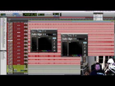 How To Use Auto Align by Sound Radix   MixBetterNow.com