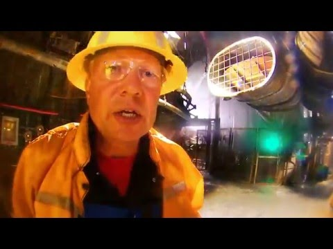 Exploring a future record setting copper mine
