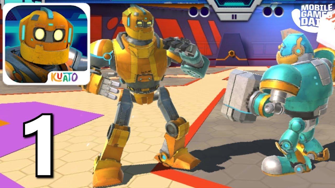 Part Android Walkthrough Robozuna Gameplay 1ios SMVUzp