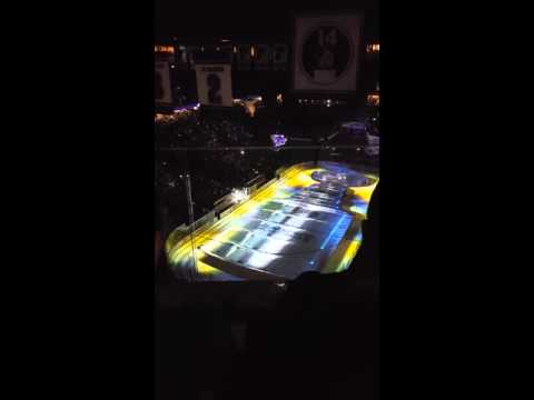 St.  Louis Blues 2016 Stanley Cup Playoffs ice show