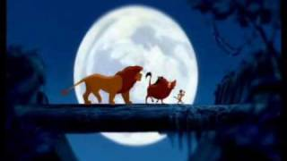 The Lion King - Hakuna Matata (French Musical Version)