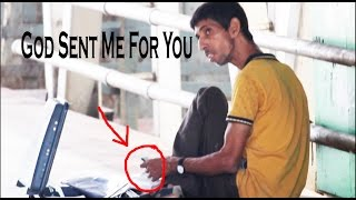 MUMBAI /GOD Sent Me For You-Make homeless needy Happy [Share for cause]