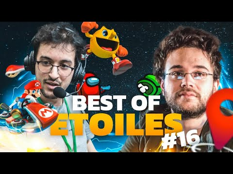 BEST OF ETOILES 16 : CULTURE, douleur, Among Us, GEO