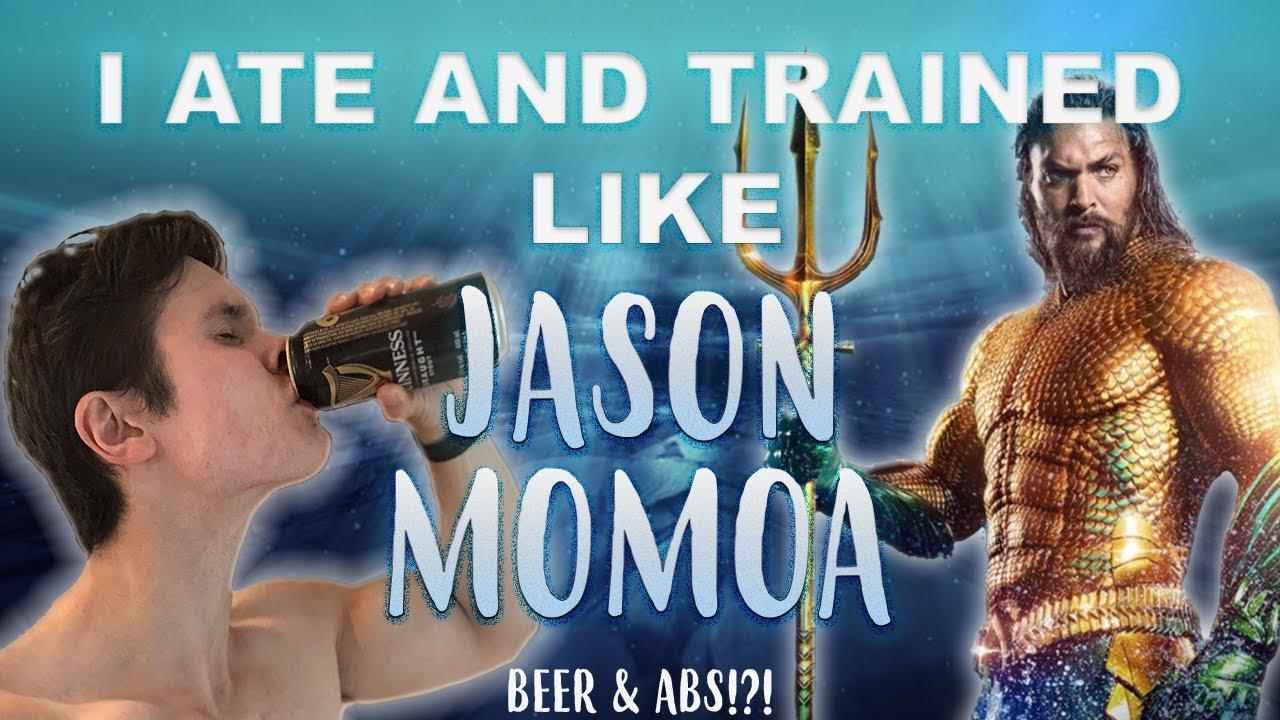 Jason Momoa Diät und Training