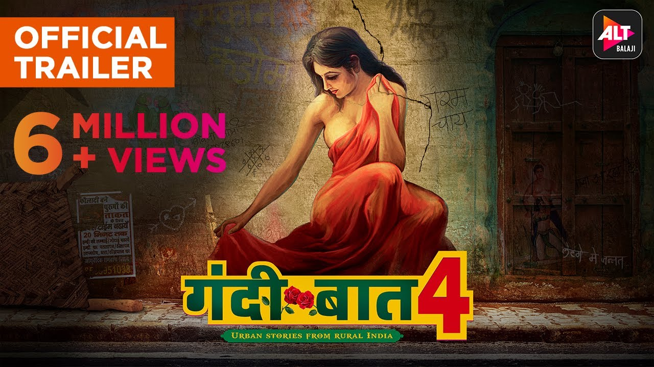 Download Gandii Baat Season 4 | Official Trailer | ALTBalaji