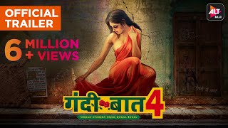 Gandii Baat Season 4 | Official Trailer | ALTBalaji