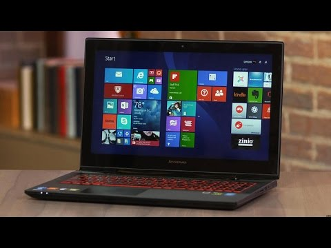 Lenovo Y50 Touch: A Midsize Gaming System With Style