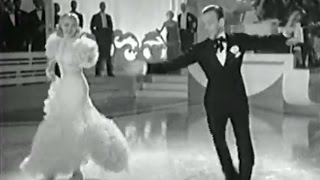 """Fred Astaire & Ginger Rogers """"Время свинга"""" -  Свинг-вальс"""