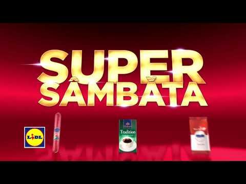 Super Sambata la Lidl • 20 Ianuarie 2018