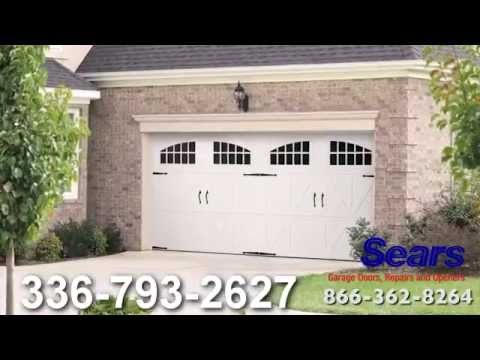 Three layer garage doors greensboro energy efficient for Energy efficient garage doors