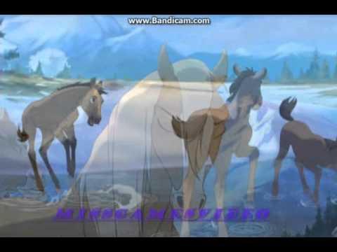Dreamworks spirit cavallo selvaggio sono qui colonna for Spirit colonna sonora
