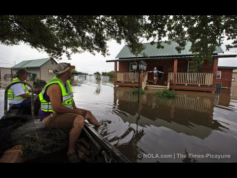 Cajuns respond to Louisiana flood of 2016 with self reliance