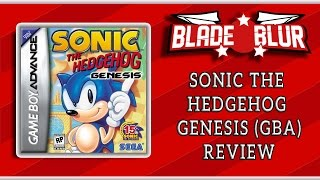 Sonic the Hedgehog Genesis (GBA) - BladeBlur